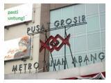 Bisnis di Metro Tanah Abang pasti untung!