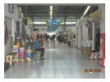 dijual kios pasar modern di kota modern tangerang